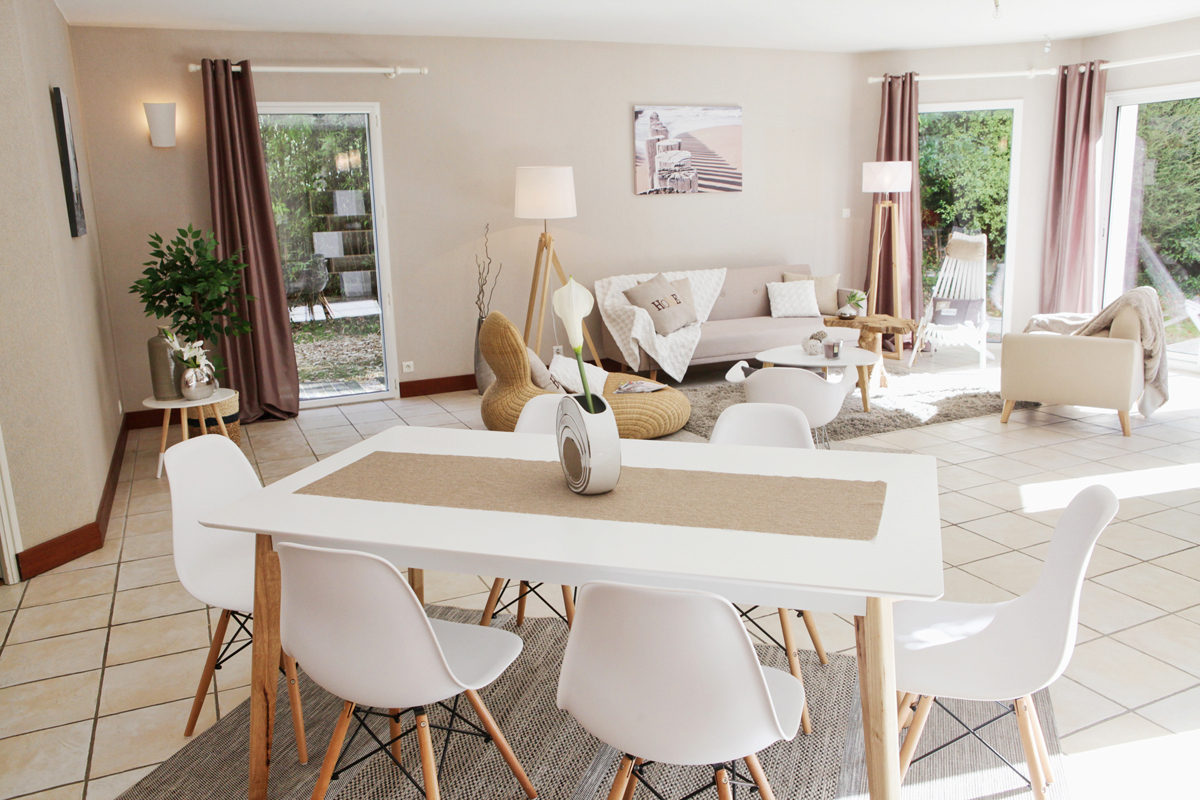 Agence Immobilière Home Staging la tendance du home staging immobilier - demeures marines