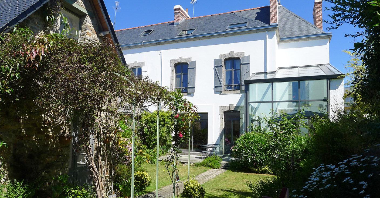 ᐅ Maison bourgeoise à Vannes Morbihan ≡ Vendue par Demeures Marines