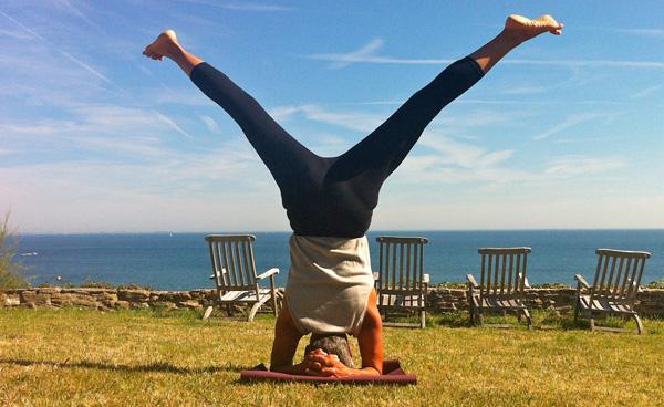 Elisabeth Sibra Yoga Iyengar Auray Morbihan Bretagne Sud