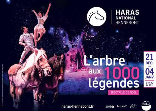 Haras National d'Hennebont