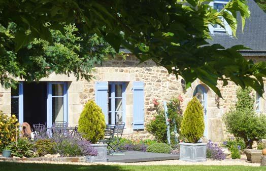 Demeures de charme Morbihan ☰ Sélection de Demeures de Prestige